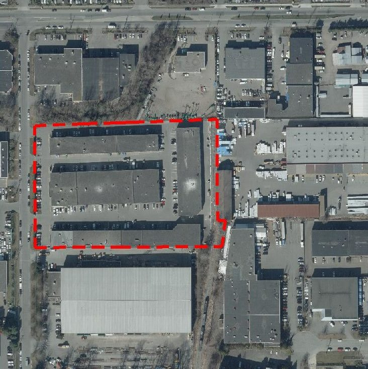 Mainland Business Park - Industrial (100,000+ sq.ft.)